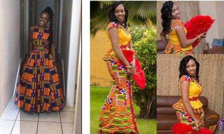 Gorgeous Kente Styles You Will Love to Rock