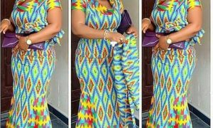 Go Traditional With These Kente Styles