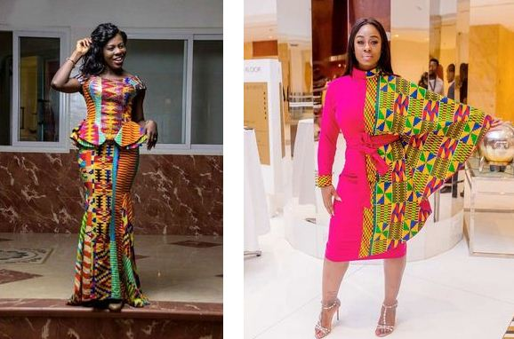Trendy Kente Styles You Can Rock This Month