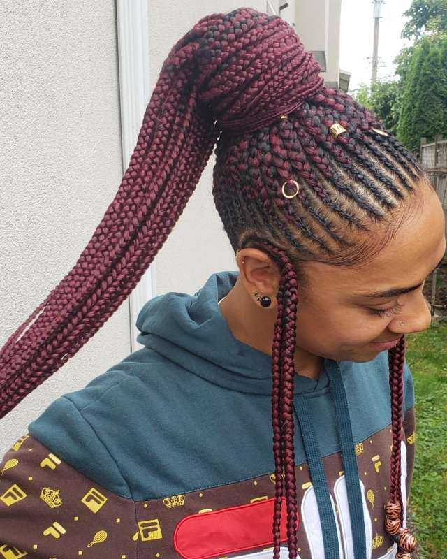 2020 Braid Hairstyle