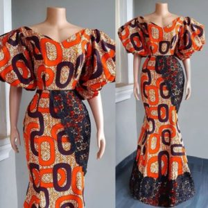 puffy sleeve ankara
