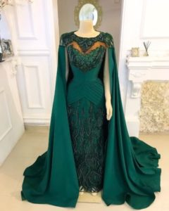 classic dinner gown
