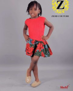 Little Girls Ankara Styles