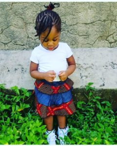 Beautiful Kids Ankara Styles