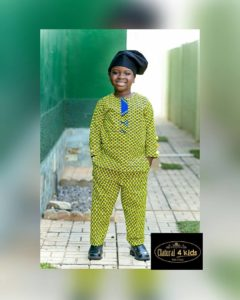 Latest Ankara Boys styles