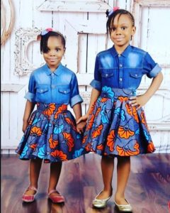 Latest Girls Ankara Styles