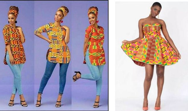 New Kente Designs For 2019
