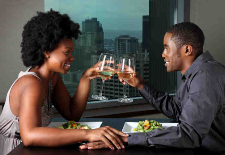How To Stay Safe On A Valentine's Date IMAGE CREDIT: The September Standard