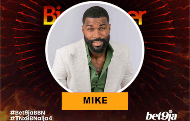 Mike BBNaija 2019 housemate