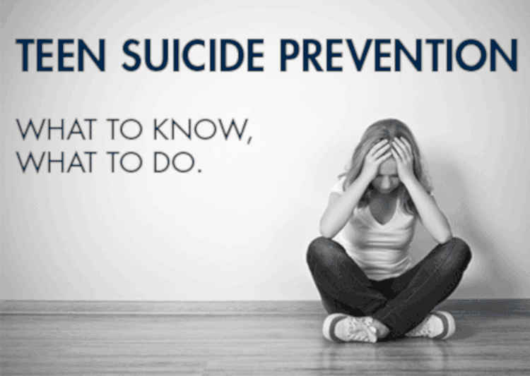 How To Talk To A Suicidal Person