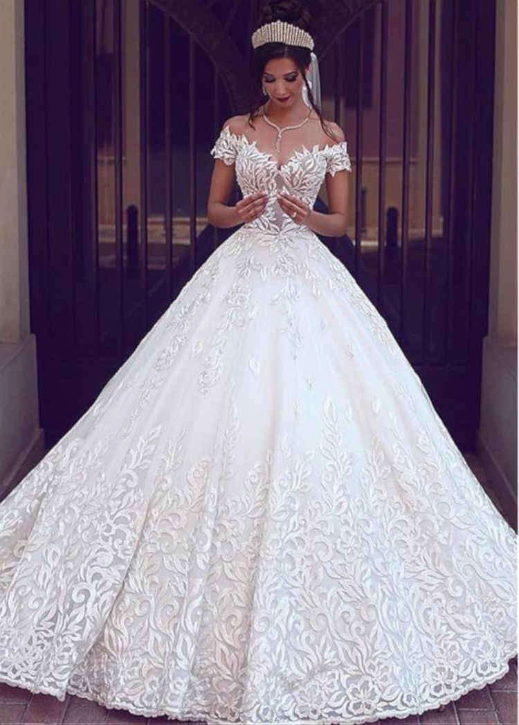 Ca Sleeve Wedding Dresses