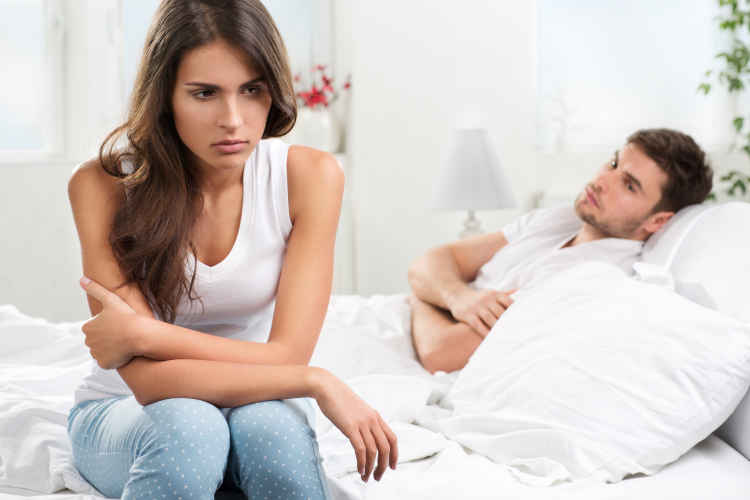 Intimacy Issue Source: Bigstock