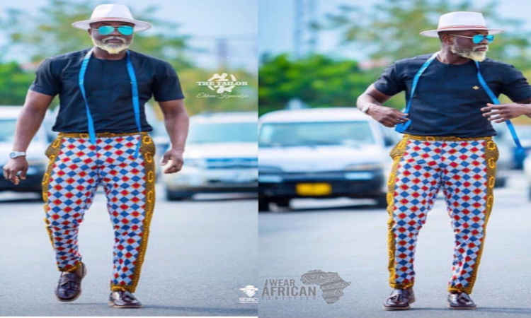 Latest Ankara Shirts and Trousers Designs