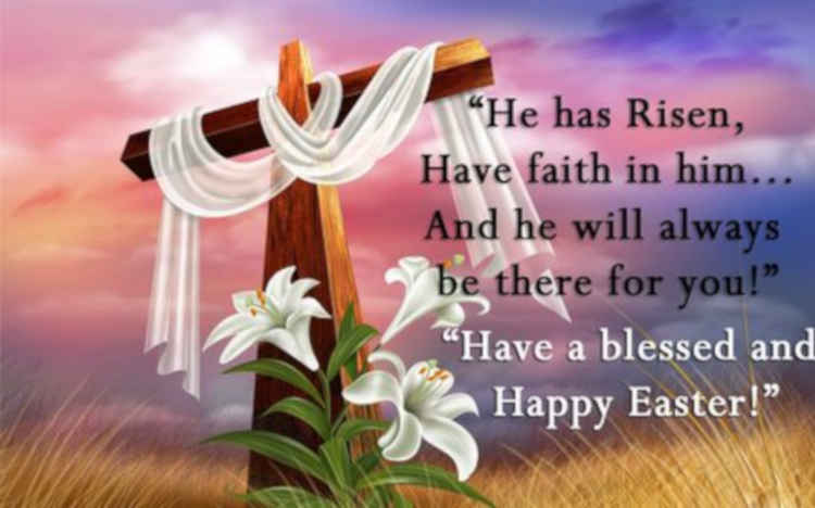 100+ Amazing Happy Easter Messages For Friends, Family, Lovers