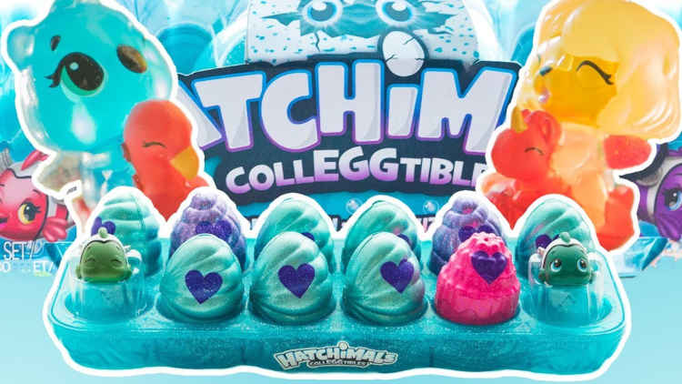 Hatchimals Magic 12-Pack Egg Carton