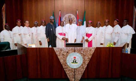 Why Most Nigerians Live In Fear – Catholic Bishops