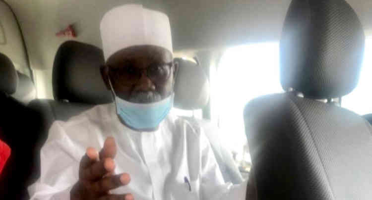 Ex-AGF Begs Judge Nyako To Remand Him In Kuje Prison