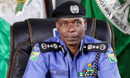 Senate Meets With IGP General Of Police Behind Closed Doors