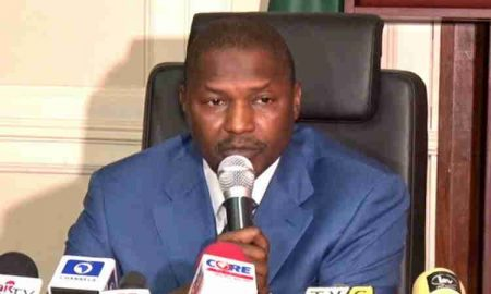 Malami Departs Nigeria For US To Sign Pact For Return Of $321m Abacha Loot