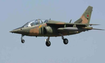 NAF Bombs ISWAP Hideout In Borno