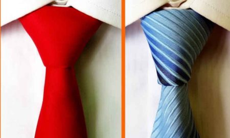 Seven Easy Steps On How To Knot Tie