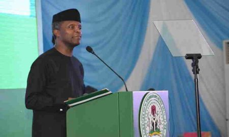 Surviving Helicopter Crash Miraculous, Says Osinbajo