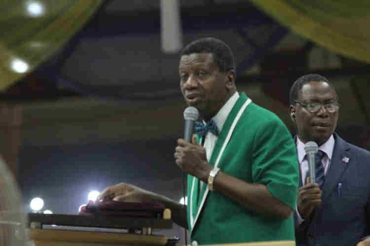 US Visa Ban: Pastor Adeboye Reacts To Restrictions On Nigerians
