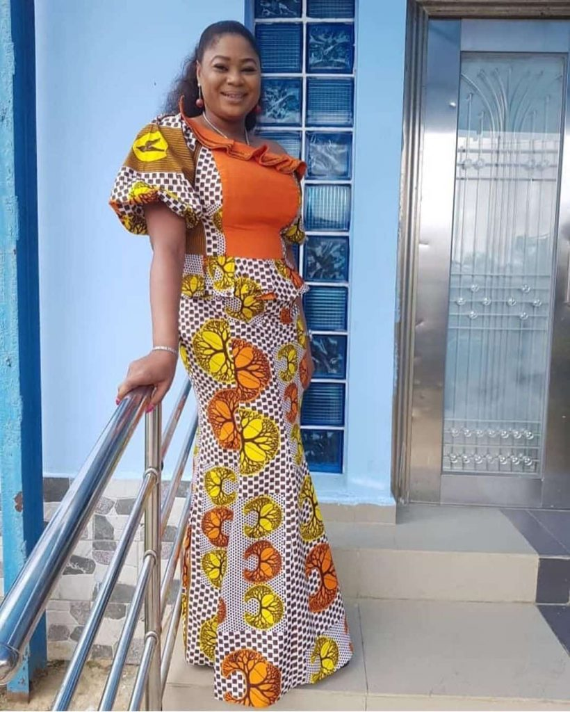 15 PICTURES Gorgeous Ankara Designs For Ladies - African Fashion Styles