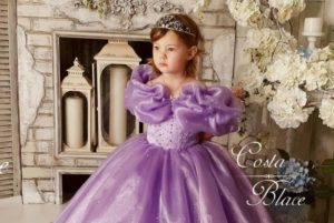 princess gown for girl