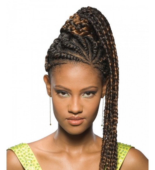 Pictures Of Ghana Braids Hair Style