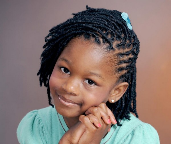 Easy Braided Hairstyles For Kids
