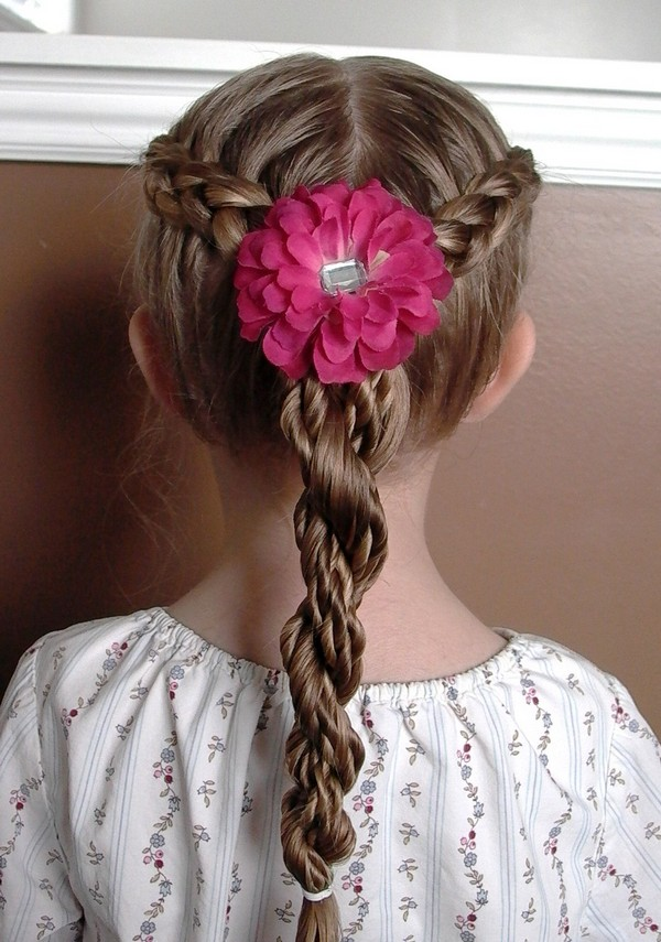 Quick Braid Hairstyles For Kids
