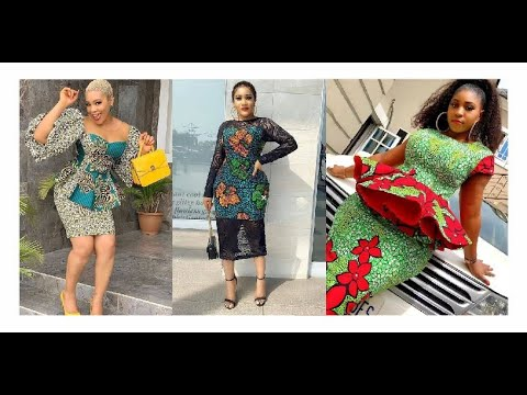 Latest Modern Ankara Fashion Designs 2020 Latest Ankara Dresses Design For Ladies African Style Lifestyle Nigeria