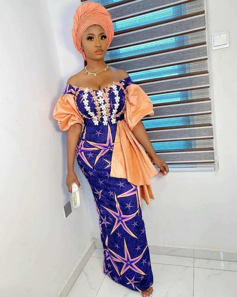15 PICTURES Sumptuous Ankara Styles - African Dresses 2020