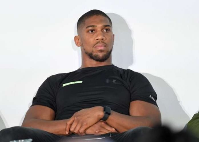 World heavyweight boxing champion Anthony Joshua has expressed appreciation to the Consul General of Nigeria in New York, Mr Benaoyagha Okoyen, for psyching him up to reclaim his titles.