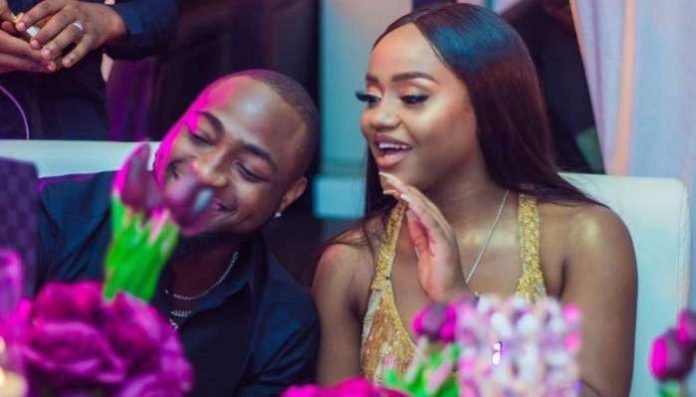 Pop star, David Adeleke, aka Davido's fiancée, Chioma, has tested positive for coronavirus. She had just returned from a London trip with the couple's baby, Ifeanyi, while Davido also recently came back from America.