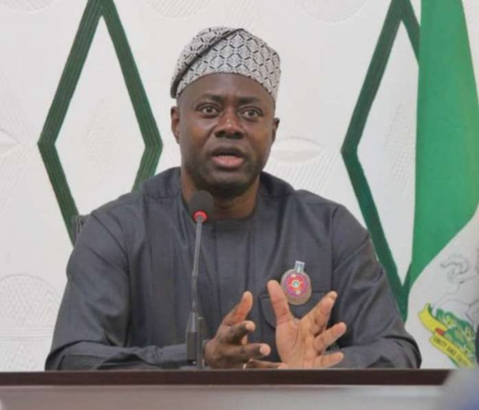 The new executive members were announced by the chairman of the PDP state congress committee, Gov. Seyi Makinde of Oyo State.