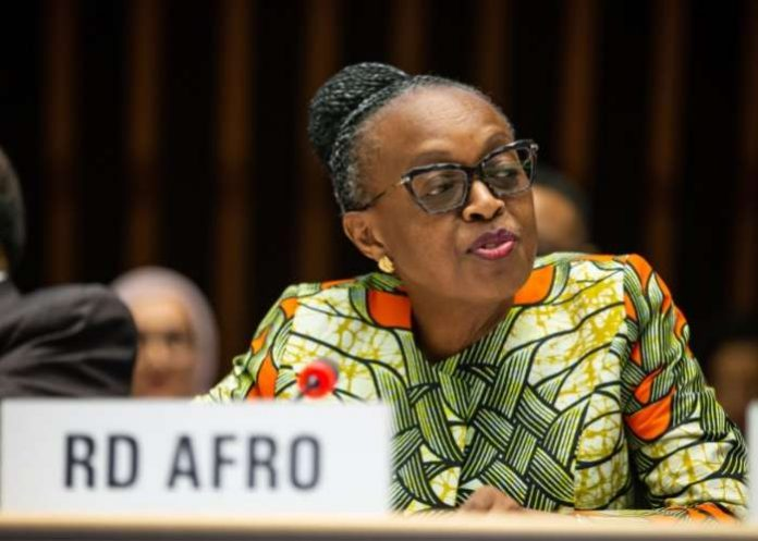 Dr. Matshidiso Moeti, WHO's Regional Director for Africa, said this in her message to commemorate the World TB Day.