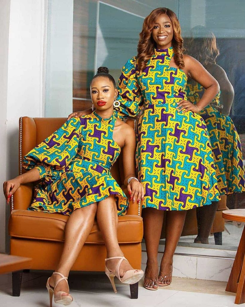20 PICTURES - Trending Ankara Styles For Ladies -  African Designs