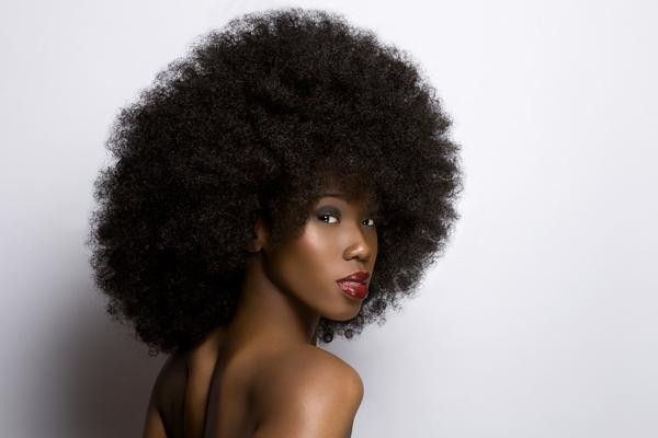Afro Black Women Hairstyles