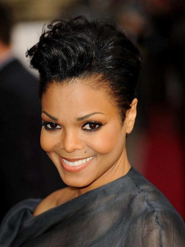 Short Hairstyles For African American Women Over 50