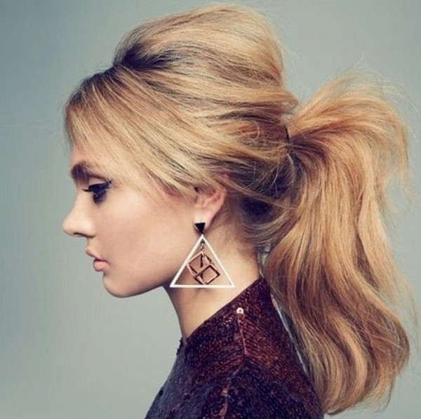 Messy Hairstyles For Thin Hair