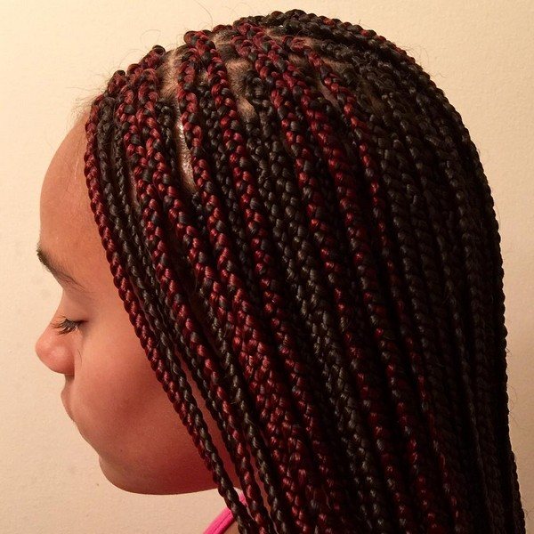 How To Do Micro Braids Like The Africans