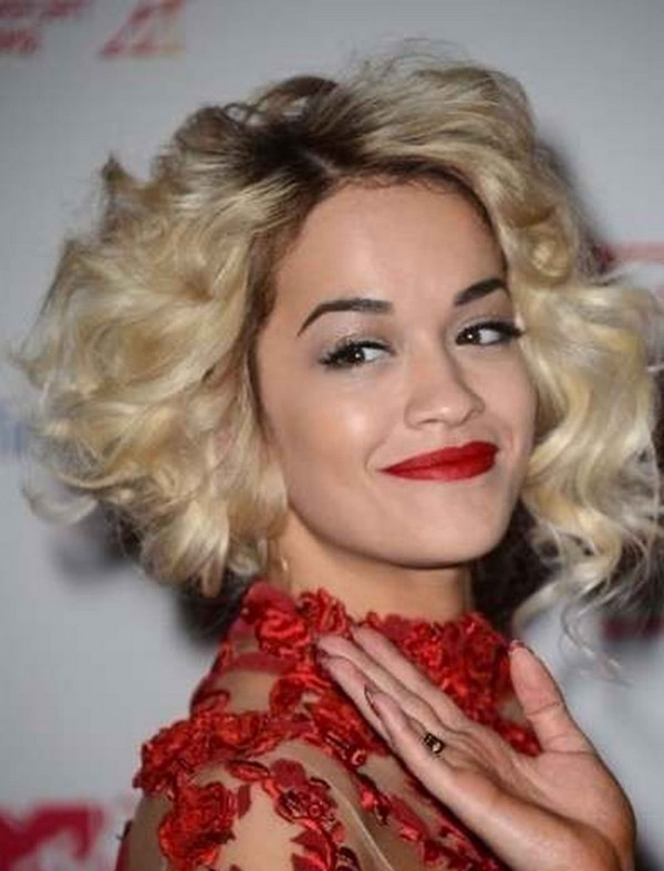 Bob Hairstyles With Color Underneath