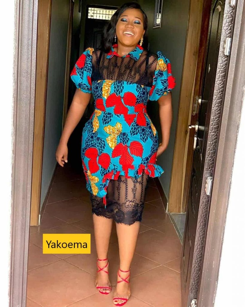 15 PICTURES Latest Ankara Styles For Women - African Dresses For Ladies