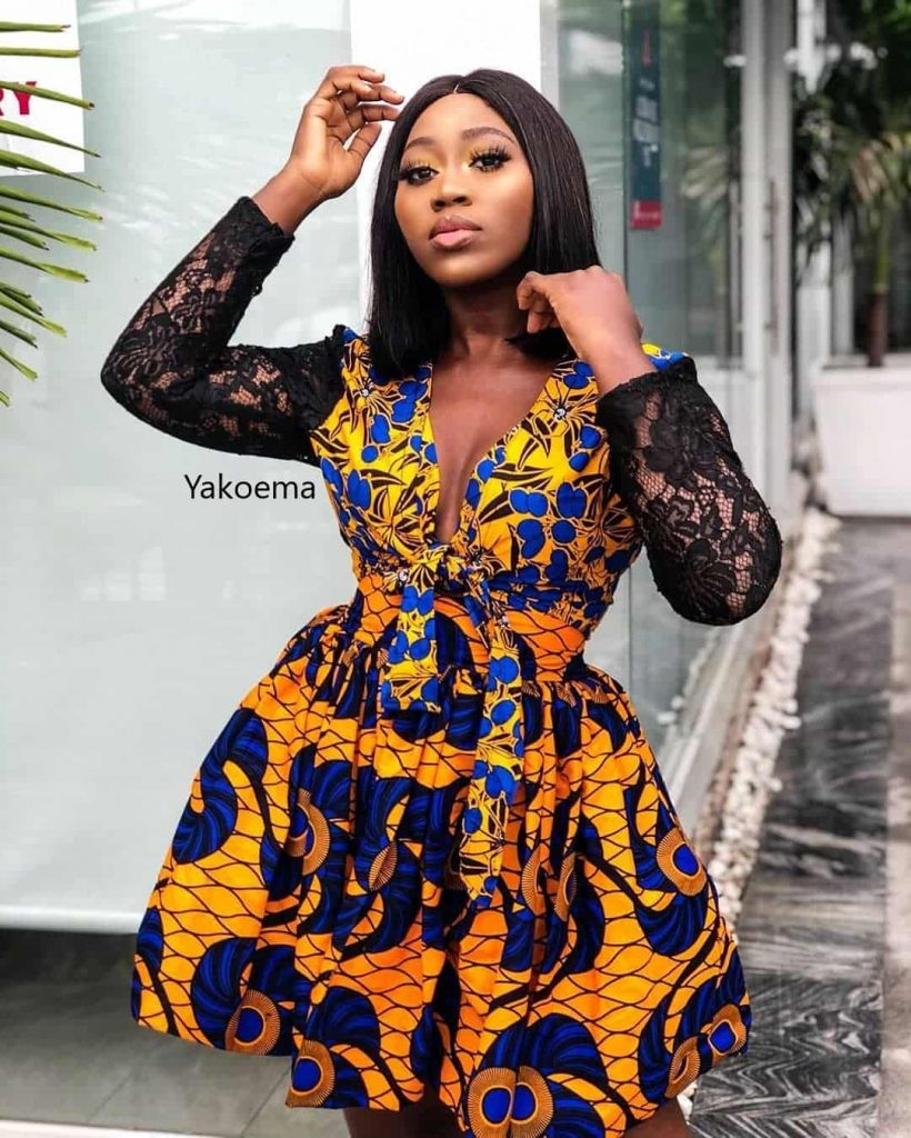 20 PICTURES: Unique Ankara Styles For Ladies - Latest African Wears