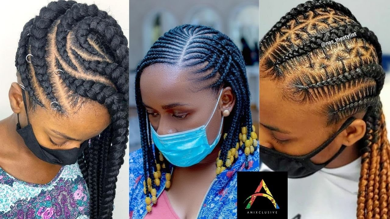 NEW 2021 BRAIDED HAIRSTYLES: Lovely Braids Hairstyles ...