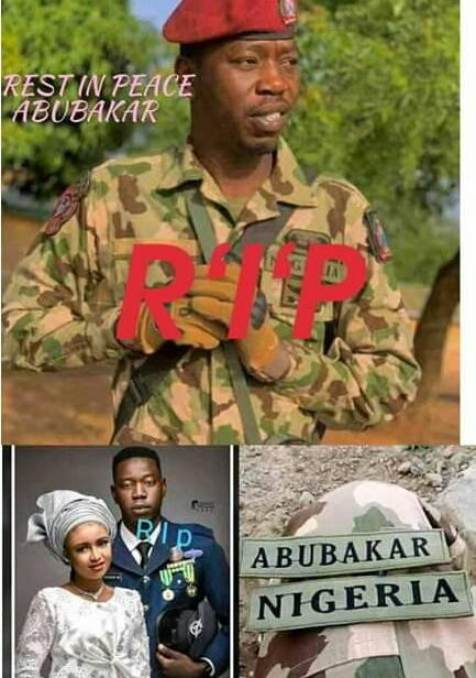 Nigerian Air Force officer killed in gun duel with armed bandits three weeks to his wedding