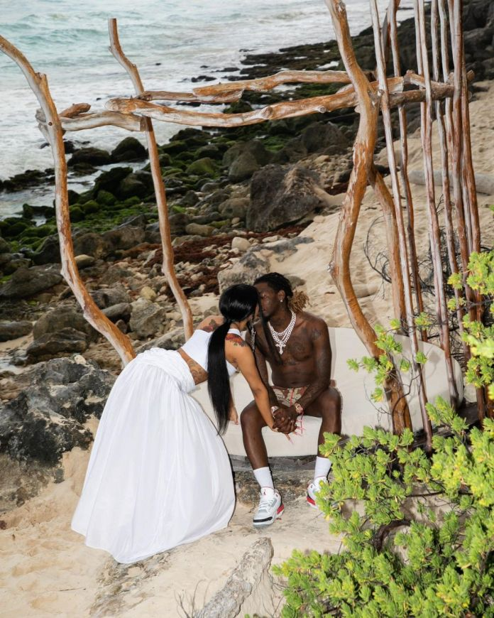 Offset Flies Cardi B Out For A Baecation On Valentine's Day KOKO TV NG