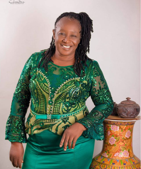 Patience Ozokwor Opens Up On How She Made Her Nollywood Debut